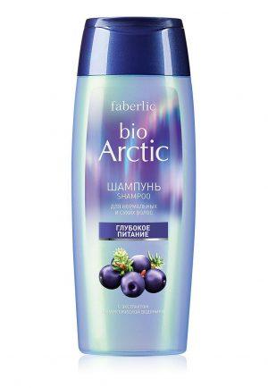 Шампунь для нормальных и сухих волос Bio Arctic