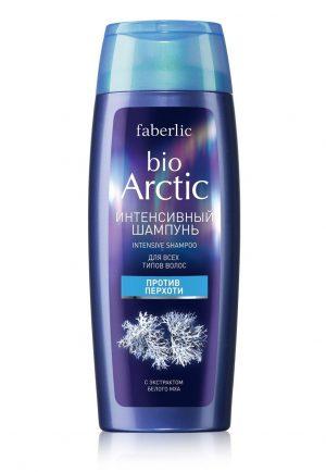 Интенсивный шампунь против перхоти Bio Arctic
