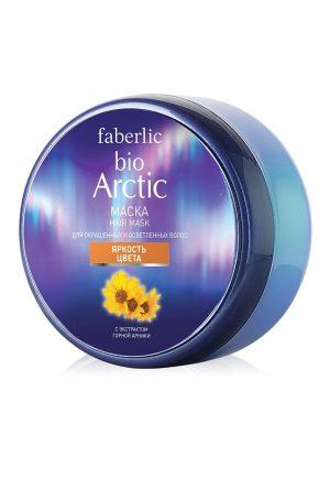 Маска для окрашенных и осветленных волос Bio Arctic