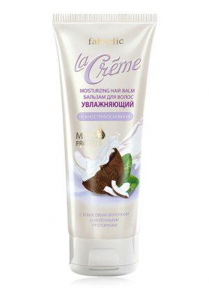 Бальзам для волос увлажняющий Нежное прикосновение La Creme