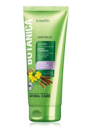 Бальзам для волос Баланс и свежесть Botanica