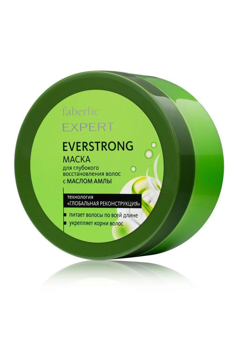 Маска для глубокого восстановления волос Everstrong